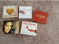 Love songs CDs