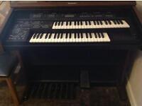 Techic EX35 full size electric organ