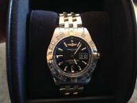 Breitling galactic 41 2013 mint condition £2500