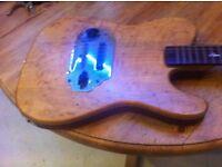 CUstom built Lap SLide guitar