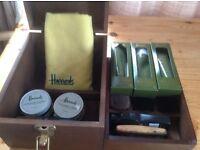 Harrods shoe shine kit