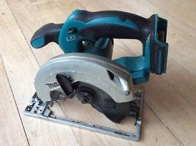 Makita 18v lxt circular saw