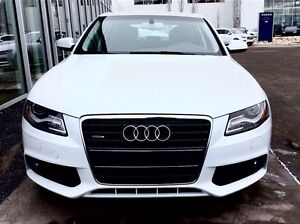2012 Audi A4 2.0T Prem Plus Tiptronic qtro Sdn Warranty Until M