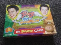 Dick and dom in da bungalow board game