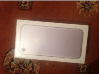iphone7 32gb silver on Vodafone