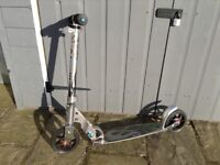 Micro Speed Scooter, silver