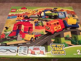 Lego Duplo Deluxe Train set