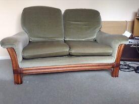 Compact comfortable sofa