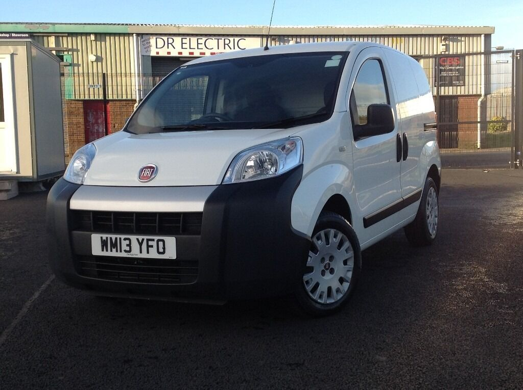 2013 FIAT FIORINO MULTIJET DIESEL VAN * ONE OWNER * IMMACULATE