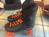 Size 6 rollerboots