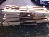 Wooden pallets available free to uplift, firewood, kindle, wood burner, projects, fences etc