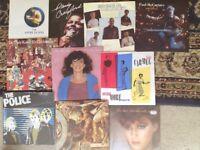 30 vinyl singles for sale