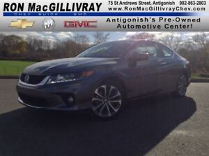 2014 Honda Accord EX-L..Sunroof..$169 B/W Tax Inc..NAV..V6..Low