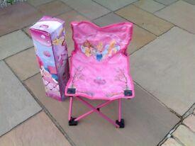 Folding Chair 2/3 yrs
