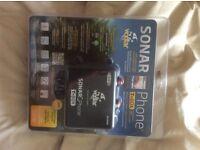 Sonar Phone T Box SP200A fishfinder **Brand New**