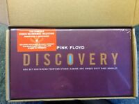 Pink Floyd Discovery Box Set and other Memorabilia