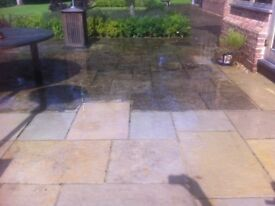 Jetwashing\Garden cleaning amazing Job cheap prices no Job to big or Small