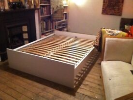Double Bed (Brimmes Ikea) Frame