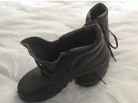 Italian Steel toe cap boots. New never been worn