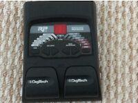 DIGITECH RP55 GUITAR MODELING PROCESSOR ( Effects Pedal) - mint condition 👀