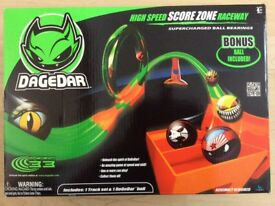 DaGeDar High speed Score Zone Raceway plus 24 balls
