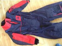 Dry suit medium
