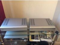 Rotel rb06 power amplifiers . Mint .