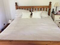 King size bed for sale 5'