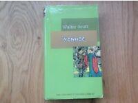 Ivanhoe by Walter Scott Hardback Edition