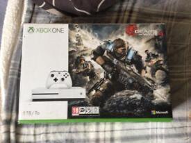 Microsoft Xbox One S 1000GB White