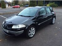 2006 Renault Megane 1.6 Maxim Tax & Mot Excellent Condition