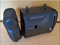 SHARP VIEWCAM CASE ORIGINAL ACCESSORY COVER CAMCORDER VIDEO PROTECTION