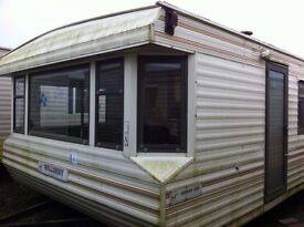 Willerby Granada 32x12 FREE DELIVERY 2 bedrooms 2 bathrooms offsite static caravan large choice