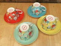 Set of CATH KIDSTON Cups and Saucers