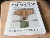 Charles rennie mackintosh, by john mcklean and colin baxter