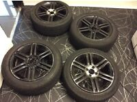 Wheels + Tyres 4