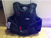 Childs Champion horse riding body protector