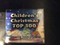 Children's Christmas Top 100 Favourite Songs and Stories CD