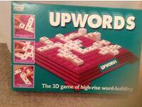 Original UPWORDS board game