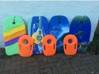 Various Body Boards
