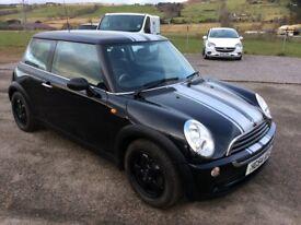 Mini one 1.6 auto 3 door