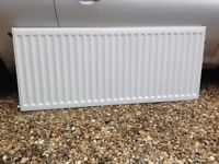 For sale a new heating radiator. 1490mm x 600mm