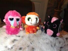 Yoohoo soft toys