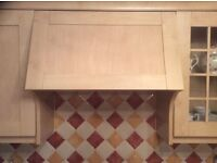 Kitchen extractor fan.