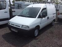 Fiat scudo 19 diesel 10 months MOT starts drives and runs fantastic