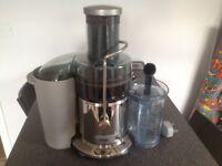 Heston Blumanthal Sage centrifugal juicer