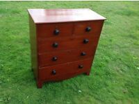 19th.cent chest of drawers