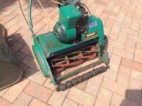 Suffolk punch petrol lawnmower spares or repairs