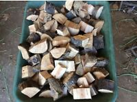 Wood Smoking Chunks,Apple oak,cherry,Beech etc etc 15 kg (33 lbs) from £15