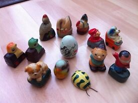 Pencil sharpener collection